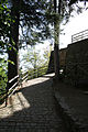 Rocca di Arquata del Tronto - rampa di accesso alla fortezza.jpg