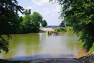 Rochester, Kentucky - Rochester Ferry