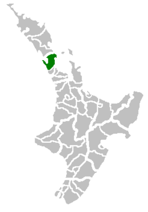 Rodney District - Image: Rodney Territorial Authority
