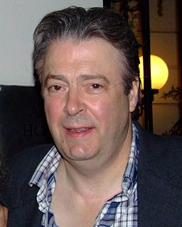 Roger Allam British actor