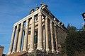 Roma - Foro Romano - 003 - Templo de Antonino y Faustina.jpg