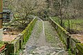 Roman Bridge over Dourdou River in Conques 02.jpg