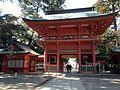 Romon of Kashima Shrine.JPG
