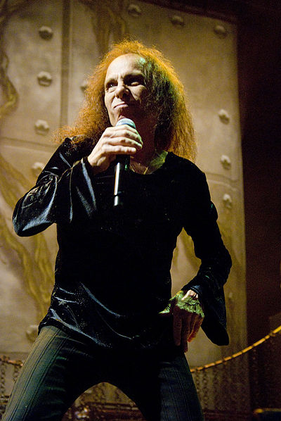 Picture of a band or musician: Ronnie James Dio