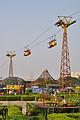 Ropeway - Science City - Kolkata 2010-02-18 4646.JPG