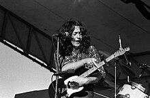 Gallagher al Blues Festival di Toronto (1977)