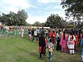 Rose festival Chandigarh-Wikimedians of The North India Photowalk Rose Festival, Chandigarh-February 2017 02.jpg