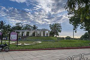 Sanjeevaiah Park - Rose garden, Sanjeeviah park