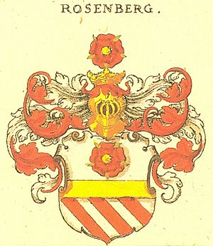 Coat of arms of Rosenberg