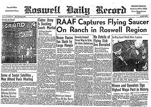 Roswell Zwischenfall Wikiwand