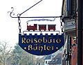 Rottweil Schild Reisebüro (5514586552).jpg