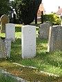 Roxton churchyard, war graves - geograph.org.uk - 2462176.jpg