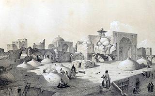 mosque of Iran