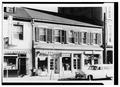 Royal Street Area Survey, 103-107 Royal Street (Commercial Building), Alexandria, Independent City, VA HABS VA,7-ALEX,120-1.tif