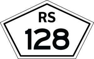 BR-453 - Image: Rs 128 shield