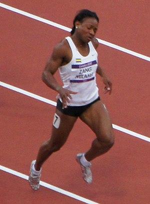 Ruddy Zang Milama - Image: Ruddy Zang Milama 2012 Olympics