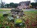 Rudnica, lubuskie (2) monument ruins.jpg