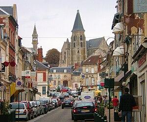 Rue De L Hotel De Ville Beaumont