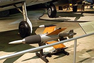 Ruhrstahl X-4 air-to-air missile
