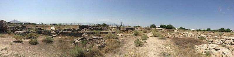 File:Ruins of Dvin, Armenia.jpg