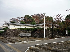 Ruins of Fukaya Castle 03.jpg