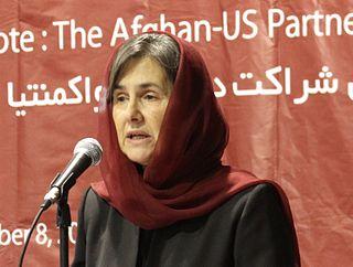 Rula Ghani First Lady of Afghanistan