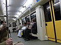 Rusich metro car of Filyovskaya line (Метровагон Русич Филёвской линии) (3528825155).jpg