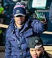 Russell Wilson, Super Bowl parade.jpg