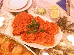 Greek-style fish - Greek-style fish