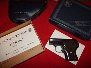 Smith & Wesson Model 61 - Image: S&W61