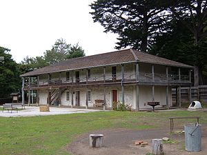 San Mateo County History Museum - Sánchez Adobe