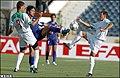 São Paulo selection football team vs Esteghlal FC, 30 June 2005 - 11.jpg