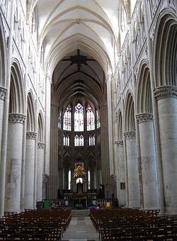 Architecture Gothique Wikip Dia