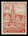 SBZ West-Sachsen 1946 164 Leipzig, Altes Rathaus.jpg