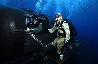 SEAL Delivery Vehicle - Image: SEAL Delivery Team operations