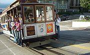 SF CableCarClimbingHydeStreet