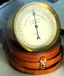 Barometro wikipedia - Misuratori di portata per acqua ...