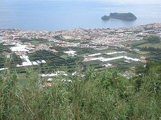 Vila Franca do Campo Municipality in Azores, Portugal