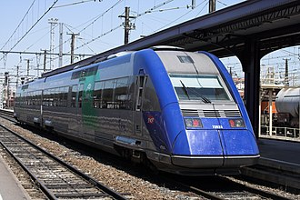 SNCF Class X 72500 - Image: SNCF X72500 Toulouse FRA 001