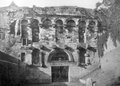 SPLIT-Porta Aurea remains 1910.jpg
