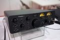 SPL Phonitor 2 (model 1280 black) headphone amplifier with monitor controller - 2014 NAMM Show (by Matt Vanacoro).jpg