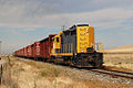 SRR freight Eastbound West of Warnerville, 2009.jpg