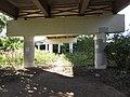 SR 315 offramp Olentangy bridge underside 2018.jpg