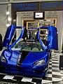 SSC Ultimate Aero TT at London Motor Museum (Ank Kumar) 01.jpg