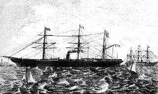SS <i>Austria</i> ship