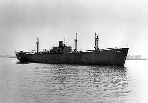 SS Patrick Henry in September 1941.