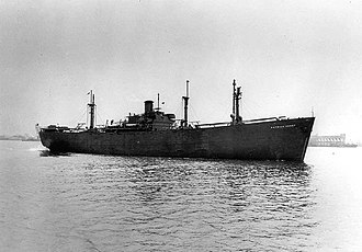 SS Patrick Henry - SS Patrick Henry in September 1941.