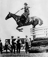 Equestrian Outreach Side Saddle Page