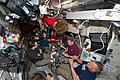 STS-135 ISS-28 The All-American Meal 3.jpg