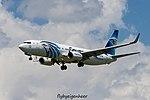 SU.GCN Boeing B737-866-W B738 - MSR (28223474986).jpg